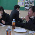 減塩、生徒学ぶ 那珂湊高で食育授業