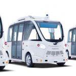 マクニカ、自動運転レベル4対応の自動運転シャトルバス「EVO」を発売
