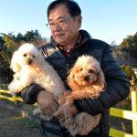 母親譲り「追跡好き」 茨城県警察犬2年経験も不合格、再起図るエリー奮闘