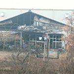 【速報】水戸市酒門町で民家全焼 1遺体を発見