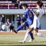 海星は鹿島学園に0―1 全国高校サッカー、初戦突破ならず 三重