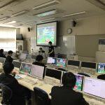 「ぷよぷよプログラミング」を活用した教育カリキュラムによる授業を、常陸大宮高等学校が実施