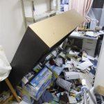 宮城、福島で震度6強。新潟は震度4 柏崎刈羽原発は異常なし