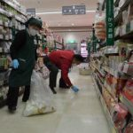 茨城県内で震度5弱 商品落下、消えた信号 よぎる震災の記憶