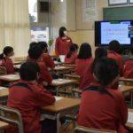 《震災10年》南三陸のあの時と今 宮城の被災者、菅原さんが語る 取手・戸頭中でオンライン講話