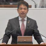 茨城県議会開会 知事が所信表明 コロナ対策「ワクチン接種、万全に」