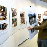 帰還困難区域  飯舘・長泥は今 新潟で写真展  原発事故前後を紹介