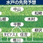水戸、ホームで勝利を 21日に町田戦