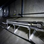 東京湾アクアライン海底トンネルのミュオンセンサーで潮位の即時測定に成功