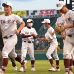 【センバツ】常総学院が延長13回激勝 春史上初タイブレークに島田監督「すいません、やっていなかった」