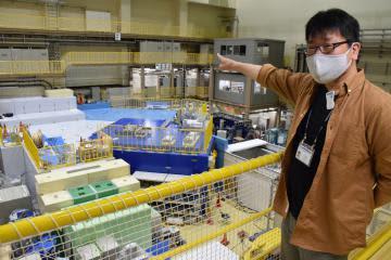 東海村「J-PARC」 未知の素粒子、検証へ 米研究裏付け、世界注目