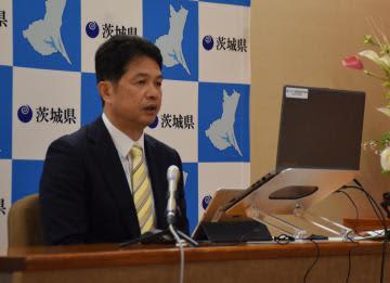 全国知事会 迅速な危機管理へ担当相に改善要望 茨城・大井川知事