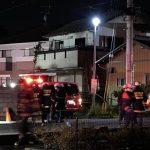 【速報】住宅燃え、焼け跡から遺体 つくばみらい