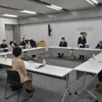 水戸市と7団体、貧困問題支援へ協働 生理用ナプキン寄付募る