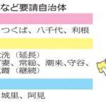 《新型コロナ》つくば・結城・龍ケ崎・八千代・利根 「感染拡大」に追加 6日から