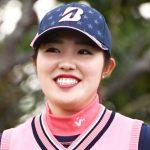 古江彩佳 東京五輪「出たい意識はあります」渋野日向子抜き代表圏内の日本勢2番手