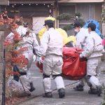 26歳男の自宅から複数の刃物 茨城一家4人殺傷