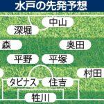 J2水戸 9日栃木戦、3連勝に挑む