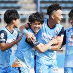 YSCC3年ぶり天皇杯へ プロの意地、延長で桐蔭横浜大下す