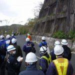 国の研究機関が現地調査 西和賀、通行止めの国道107号