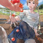 農業の魅力を漫画に 描いて気付いた 花き農家出身大内さん 「みどり晴ればれ」完結
