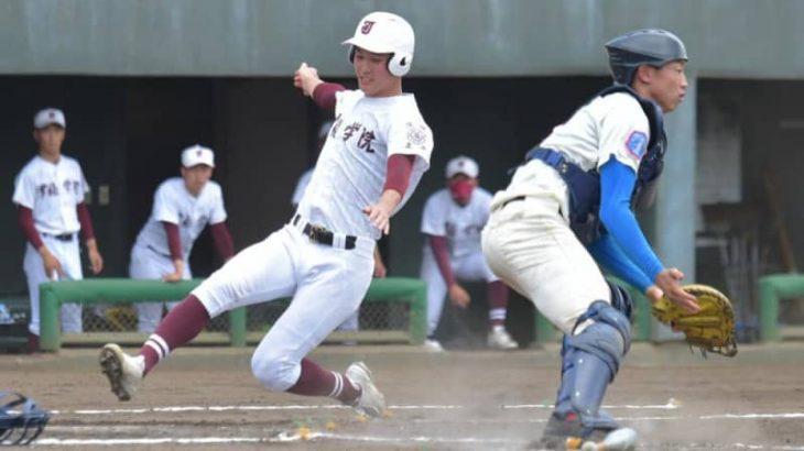 《春季関東高校野球》常総、逆転4強 花咲徳栄に10-8