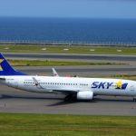 スカイマーク、6月前半19路線を減便 運航率は約6割