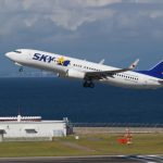 スカイマーク、一部便で予約見合わせ 6月18~30日搭乗分