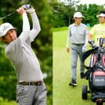 俳優の市村正親さんも男子ツアーに出場! 「ゴルフ場という舞台で、プロの立ち姿は美しい」