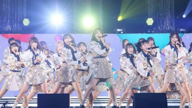 AKB48 チーム8[ライブレポート]全国ツアーファイナルで見せた感動の涙「これからもまだまだ走り続けます」