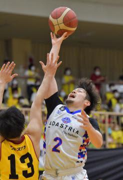 《バスケットボールB2》PO決勝 ロボッツ粘った!! きょう最終決戦