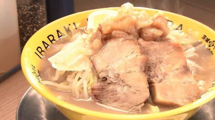 超濃厚こってりスープ×極太麺!水戸で超人気な豚の旨味が詰まった絶品ラーメン