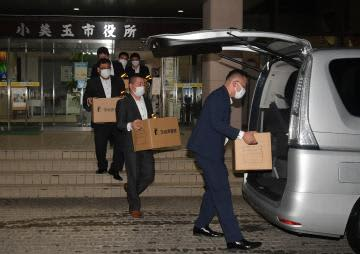 小美玉市元総務部長の理事を逮捕 茨城県警、収賄容疑で 土地情報見返りに旅行