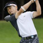 41歳の竹谷佳孝が65で首位