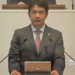 次期茨城県知事選 大井川氏、出馬を表明 「2期目挑戦へ決意」