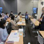実践的な英語習得 茨城キリスト教大教授ら講師 日立市職員が研修