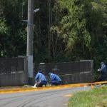 【速報】茨城・取手の墓地脇路上遺体 殺人・死体遺棄事件、捜査本部を設置