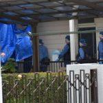 茨城・取手殺人遺棄 遺体に抵抗の痕なし 1人暮らし 千葉の自宅、現場検証