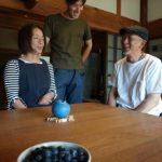 石岡の梨農家が転身 古民家カフェで活性化 19日開業 ブルーベリー農園併設