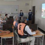 高齢者対象に交通安全教室 ひたちなか署
