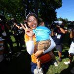 1児のママ・若林舞衣子が涙の4勝目! 日系のモリカワが2つ目のメジャータイトル獲得【先週の主要ツアー振り返り】