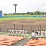 高校野球茨城大会 常総学院‐水城、石岡一‐鹿島学園 24日に4強激突