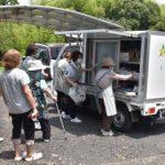 茨城・常陸太田のタクシー会社 弱者支援へ移動スーパー 社員が提案 食料品や雑貨販売