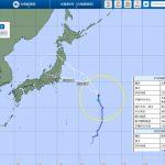 台風8号、関東北部から東北地方に接近 スカイマークが航空券変更に対応