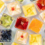 まるで宝石箱!手のひらサイズのフルーツゼリーが新登場 6種の果物が輝くキューブ型スイーツ『フルーツジュエル』 老舗フルーツ専門店が手掛ける「フルーツピークス」全店で発売
