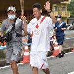 大子の会社員 石井康弘さん 走る喜び、疾患向き合う 勇気届けたい