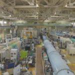 原子力機構・JRR3供用開始、公開 原子炉建屋や実験ビーム棟