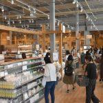 茨城県内最大の「無印良品」オープン 水戸 スーパーに隣接の新形態