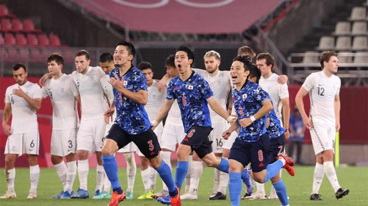 4強進出のU-24日本代表、延長PK戦で見せた粘り強さ【五輪サッカー】