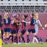 東京五輪・サッカー 女子3位決定戦 カシマの熱戦完結 米、豪破り有終の銅